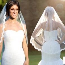 сватбени воали от интернет
