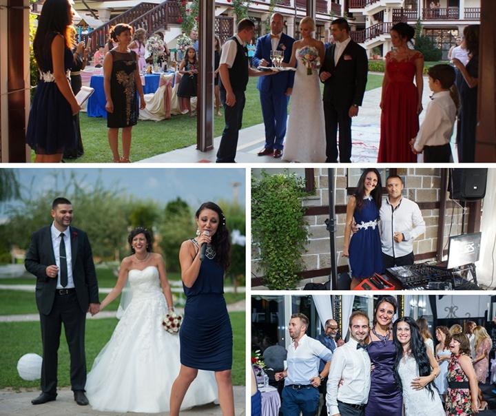 професионални сватбени организатори в софия
