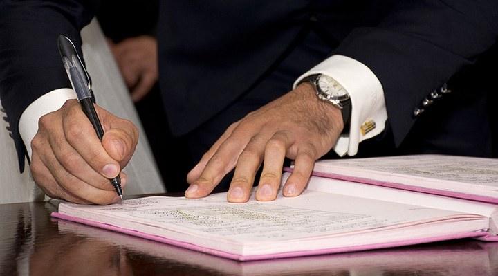 подписване на предбрачен договор
