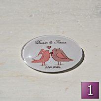 магнити за сватба