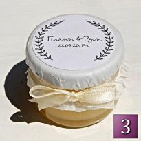 бурканчета с мед за сватба цена