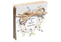 магнитни книжки за сватба