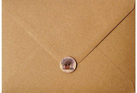 златен билет за изтриване в опаковка