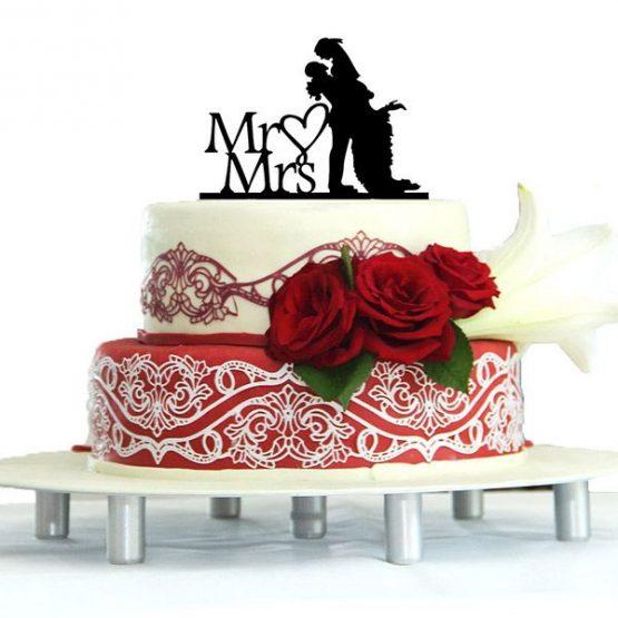 топери за сватбена торта