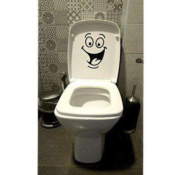 стикер за капак на тоалетна чиния