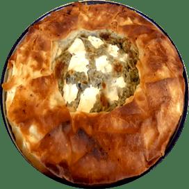 кюстендилски зелник рецепта