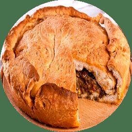 троянски лучник рецепта