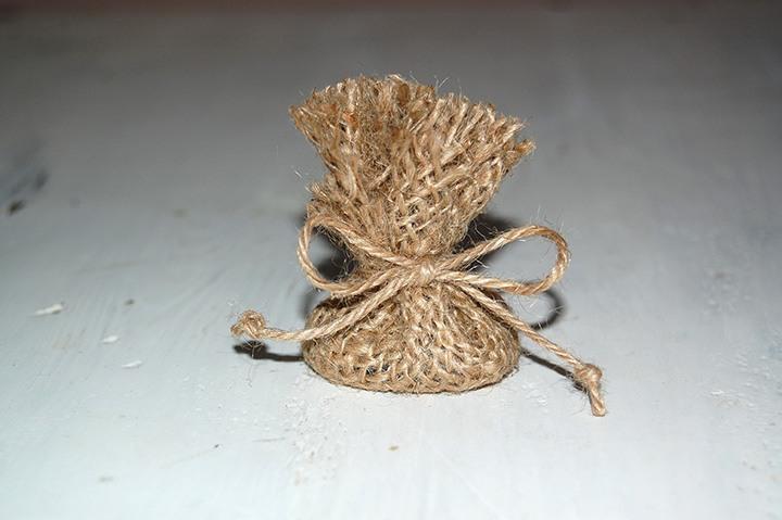 торбички от зебло за малки сувенири