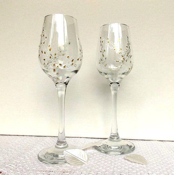 Стилни Сватбени Чаши Варна