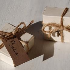 Луксозни Кутийки + Подаръче Вътре - от 3,20 лв