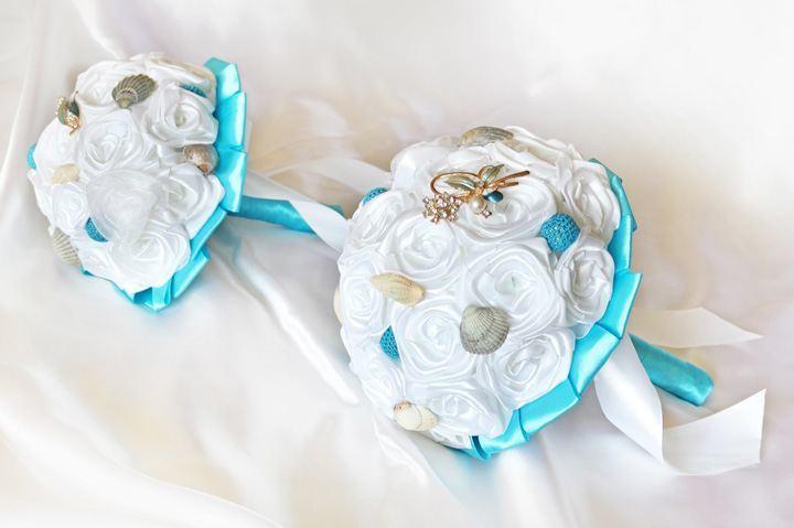 сватбени букети от букети марини
