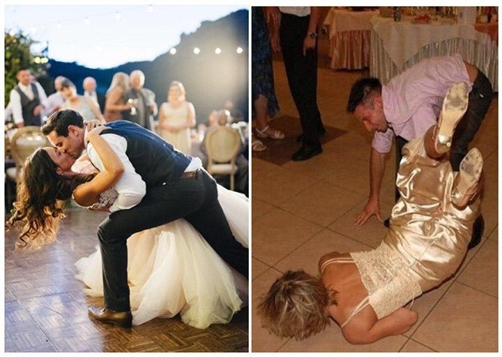 съвети за първия сватбен танц на младоженците