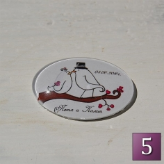 сватбени арт сувенири