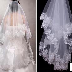 сватбени воали на ниски цени