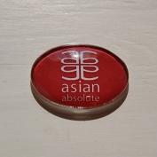 стъклени магнити с лого