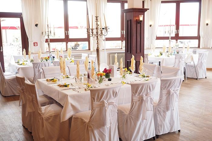 ресторант за сватбената церемония