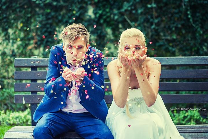съвети за сватбената фотосесия