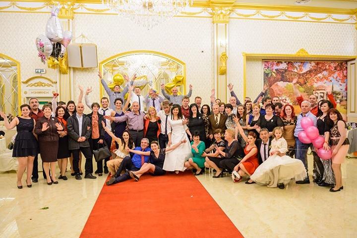 весела сватба в софия