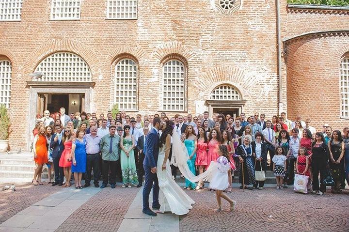 сватба на сватбен организатор