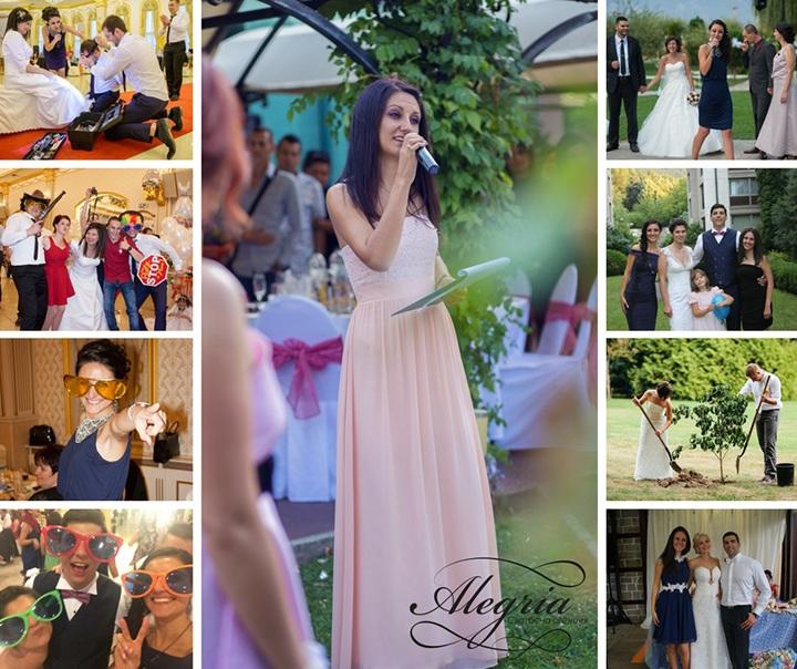 сватбена агенция алегрия