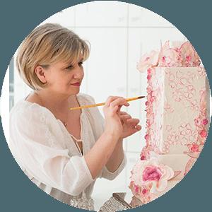 бутикови сватбени торти от Албена Петрова