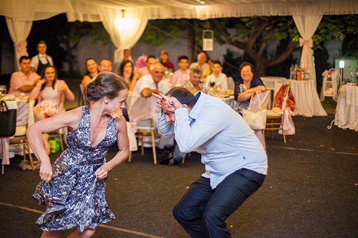 уникални сватбени игри