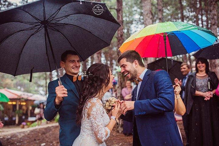 сватбени снимки на тони перец