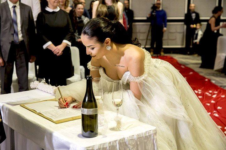 певицата ивайла сватба с мерал
